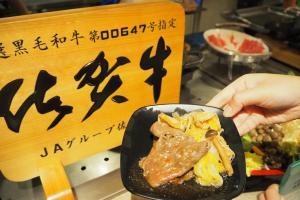 銅鑼灣任食龍蝦和牛自助餐 入口即溶日本和牛壽喜燒