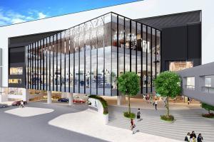 54萬呎葵芳區商場全新開幕!MUJI、一田進駐/花海農莊/燈海長廊