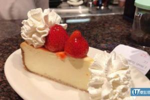 The Cheesecake Factory增設訂位服務!兩款季節限定芝士蛋糕登場