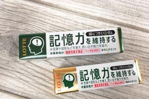 日本記憶香口膠登陸香港 大頭蝦恩物