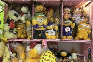 3個月限定懷舊加菲貓精品店 絕版加菲貓公仔文具
