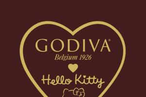 GODIVA x Hello Kitty限量朱古力凍飲 11月登陸分店!
