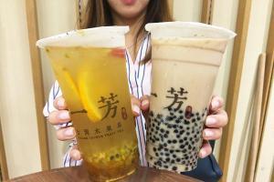 一芳水果茶正式落戶旺角!官方預告:12月中開幕