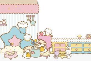 Little Twin Stars 主題甜品店登陸銅鑼灣 超可愛粉色星型甜品!