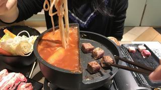 一次過食齊火鍋+鐵板燒!米線專門店推新品