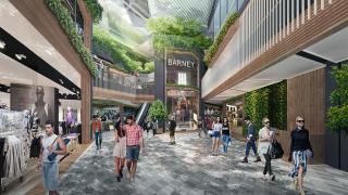 旺角綠色概念新商場The Forest 快將開幕
