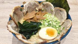 【元朗美食】2萬呎一田殺入元朗 大阪燒/魚生飯/過江龍拉麵進駐