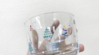 觀塘DIY玻璃磨砂蠟燭杯 聖誕畫出窩心禮物!