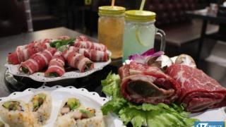 韓燒店期間限定二人套餐 食勻韓牛+雪花冰