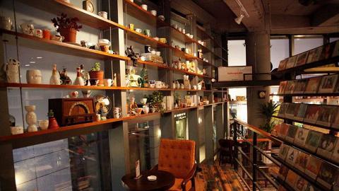 呼吸咖啡茶館