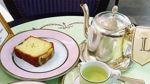 Ladurée Tea Room