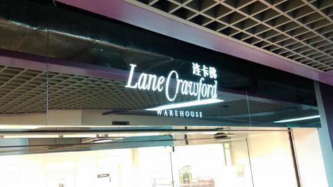 Lane Crawford Warehouse