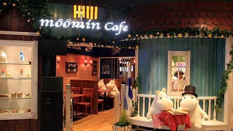 Moomin Cafe
