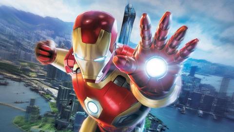 迪士尼Iron Man鐵甲奇俠總部