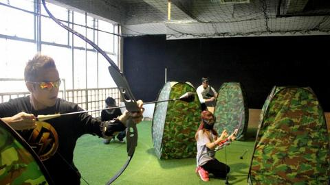 Safe Archery Fun 激箭