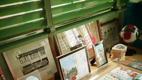 舊課本展示館