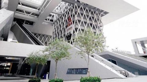 香港知專設計學院展覽館