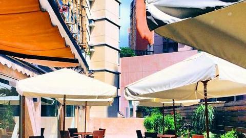 永健坊 The Kinnet Cafe