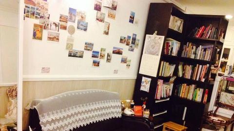 Papillon 帕比安紅茶書室