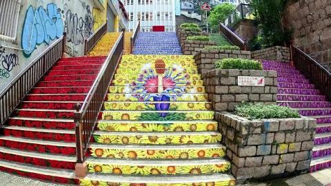 眾坊街花樓梯