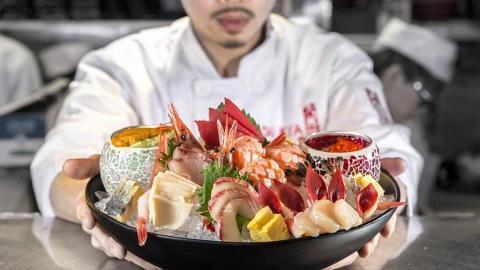 樂天大喜屋日本料理