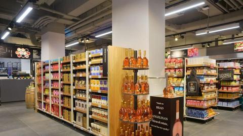 Marks & Spencer食品店(皇后大道東分店)