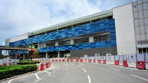 南港島綫(東段)海洋公園站
