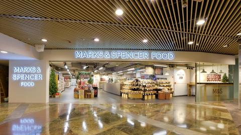 Marks & Spencer食品店(朗豪坊店)