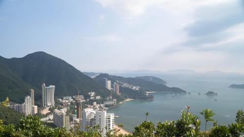 【香港隨行】港島行紫羅蘭山徑 超易行山段飽覽淺水灣全景
