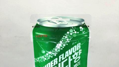 韓式小食店第二炮!韓國人氣雪碧軟糖