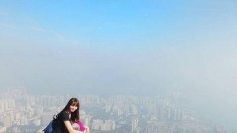 青山‧行山記‧上山容易下山難之香港三尖