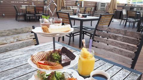 歎盡9款鹹甜小食!九龍灣露天餐廳$68下午茶