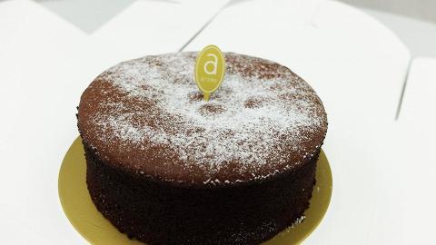 指定10間分店發售!70%濃厚朱古力蛋糕系列第2撃