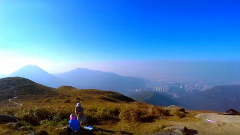 【JoyeeWalker行山系列】3分鐘行完 賞・包羅萬有《大東山》