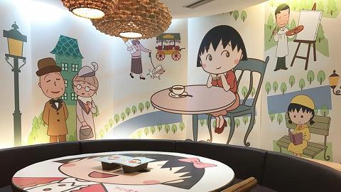 多個影相位!小丸子Cafe殺入葵芳、尖沙咀