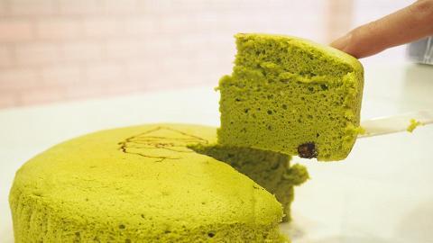 香港店都有得賣!親民價日式抹茶芝士蛋糕