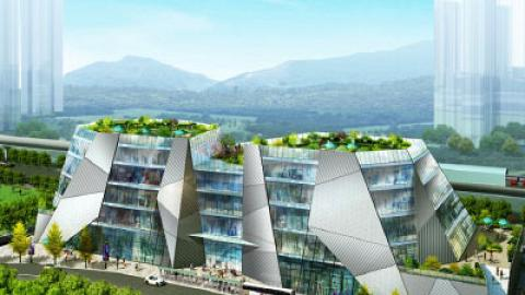 樓高5層、食肆佔一半!馬鞍山新商場料年底開幕