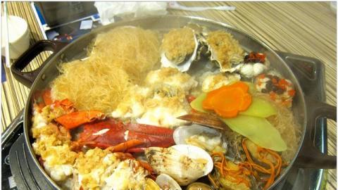 一次滿足3個願望 旺角海鮮蒸氣火鍋放題