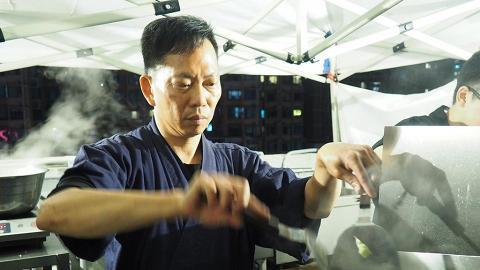 飲酒歎串燒+炒拉麵!荔枝角新開天台「小屋台」