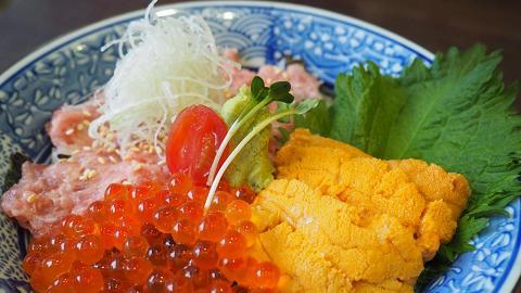 必點拖羅海膽丼、甜蝦刺身!九龍灣半任食日式放題