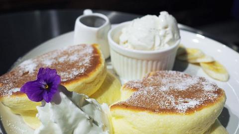 主攻即叫即製Pancake!荔枝角新開過千呎咖啡店