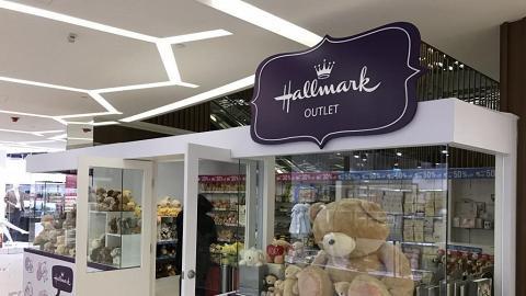 全港首間Hallmark Outlet 進駐九龍灣