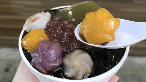 旺角新開小食店 $28歎八款料足料芋圓甜品