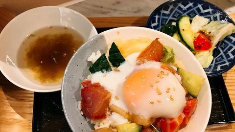 屯門人氣海鮮丼!親民價食魚生定食