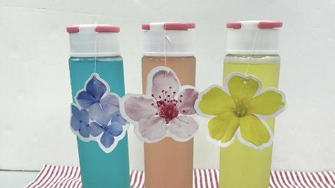 春日限定!韓國夢幻花系果汁