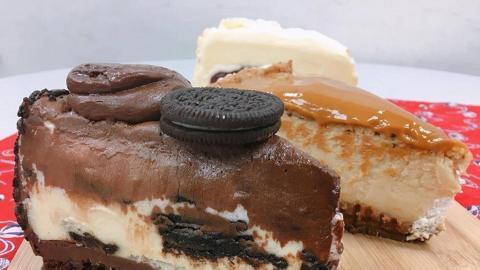 甜品控出沒!The Cheesecake Factory4款精選蛋糕