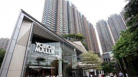元朗Yoho Mall 7.21全面開幕 逾30間新店曬冷
