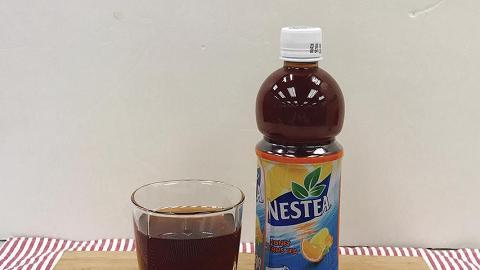 新口味登場!NESTEA柑香蜜柚茶