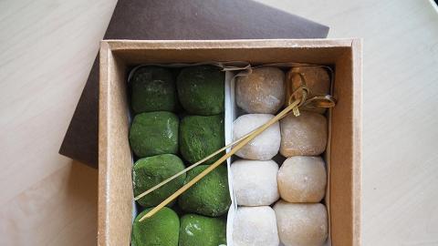 深水埗掃街新寵!極濃抹茶糯米糍+冰涼消暑葛餅