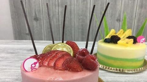 Italian Tomato夏日限定!推出士多啤梨青檸+ 菠蘿羅勒口味蛋糕